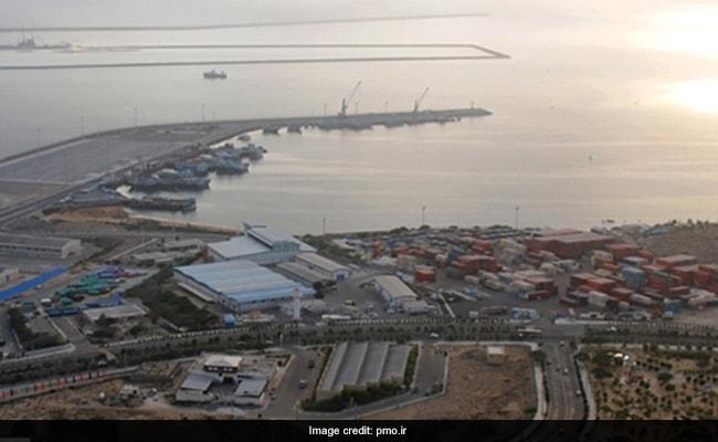 भारत के सहयोग से बने ईरान के चाबहार बंदरगाह का हुआ उद्घाटन, पाकिस्तान के लिए इसलिए है बुरी खबर...