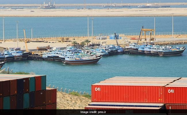 First Phase Of Chabahar Port To Be Inaugurated By Iranian President Today