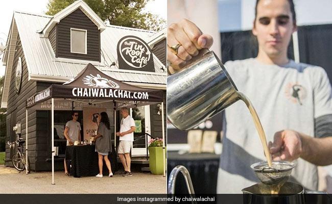 इस अंग्रेज को पसंद आई देसी चाय, तो विदेश पहुंच खुद बन गया 'चायवाला'