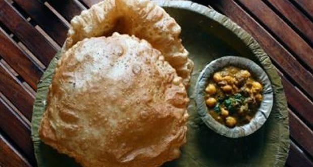 chane bhature