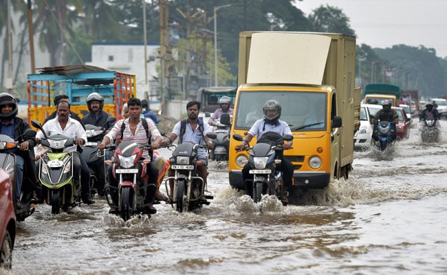 2 Girls, Both 8 Years Old, Electrocuted In Rain-Hit Chennai