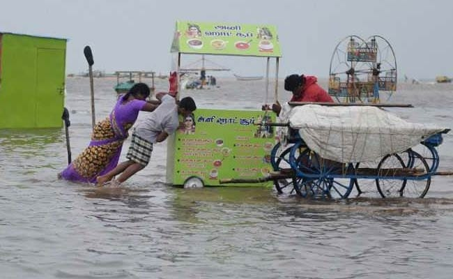 Chennai Weather LIVE Updates: Schools Shut For Fifth Day, MET Predicts Heavy Rainfall