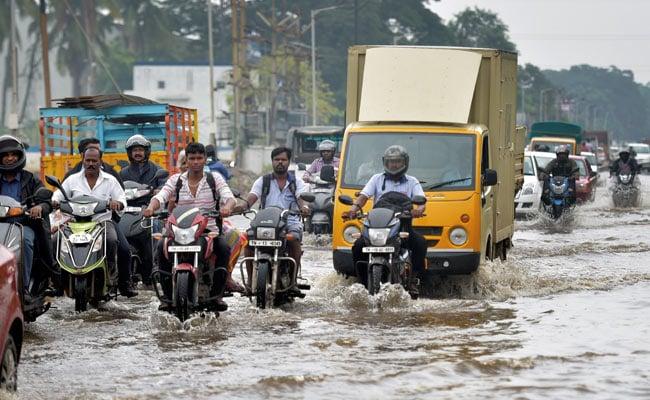 chennai floods pti