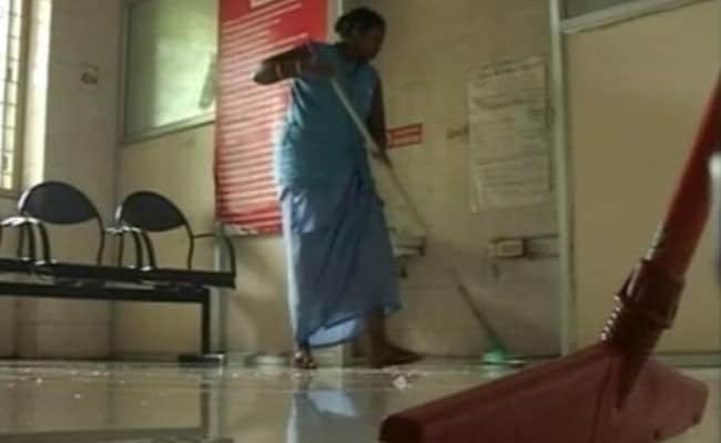 chennai rain tambaram hospital ndtv