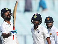 India vs Sri Lanka: Cheteshwar Pujara Scores Gritty Half-Century, Twitter Hails Him As 'Mr. Dependable'