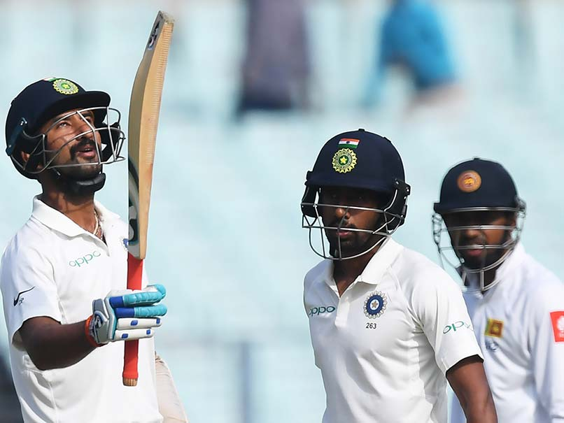 India vs Sri Lanka: Cheteshwar Pujara Scores Gritty Half-Century, Twitter Hails Him As