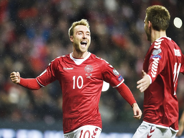 Christian Eriksens Hat-Trick Takes Denmark To FIFA World Cup 2018