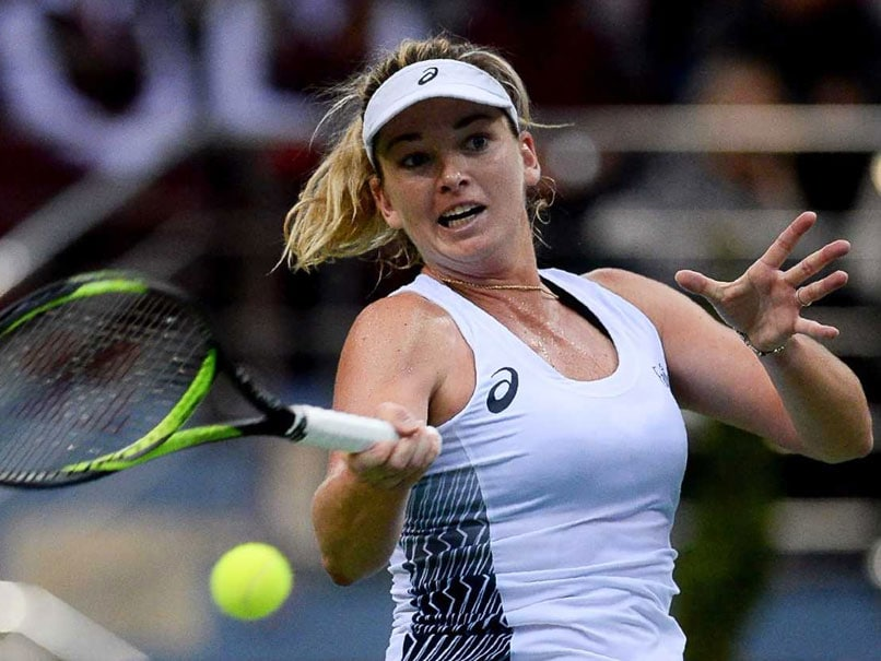 Fed Cup: CoCo Vandeweghe Puts United States In Front In Final