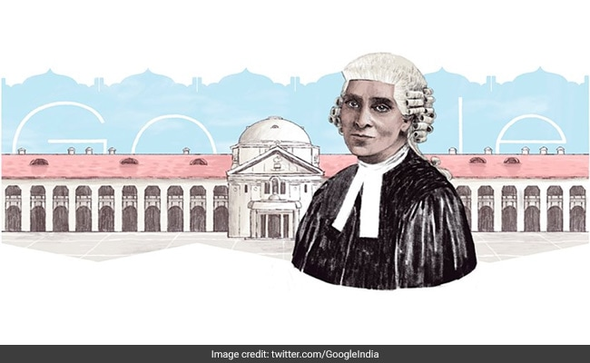 Google doodles on Cornelia Sorabji's 151st birth anniversary