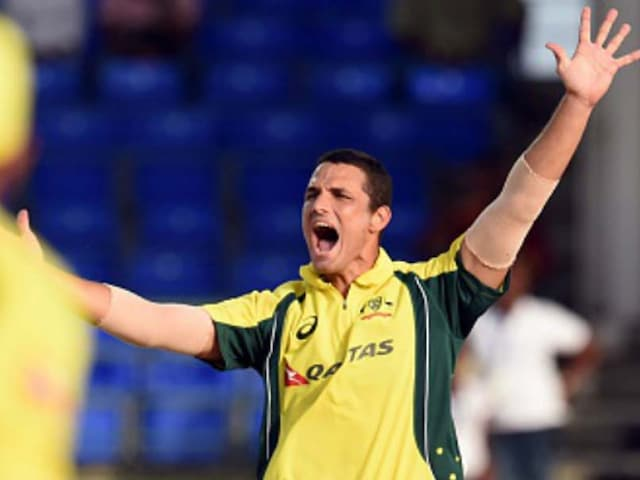 Back Injury Wrecks Nathan Coulter-Niles Ashes Chances