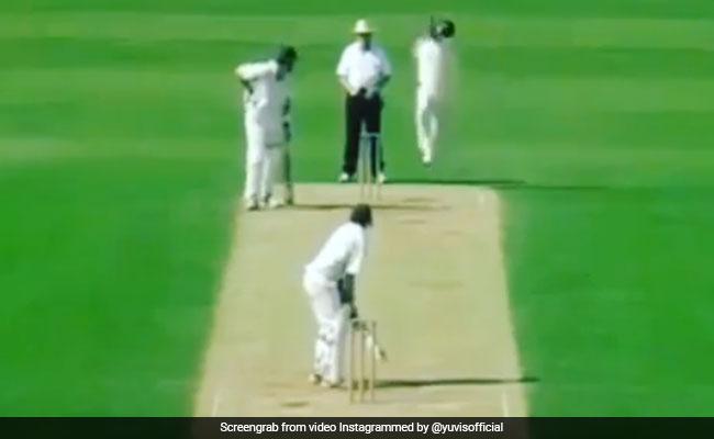 क्रिकेट में बल्लेबाज को इस तरह आउट होते नहीं देखा होगा आपने, देखें VIDEO