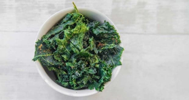 crispy spinach recipe