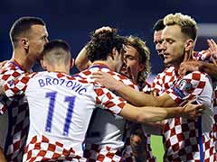 World Cup 2018 Play-Off First Leg: Croatia Thrash Greece 4-1, Switzerland Edge Northern Ireland