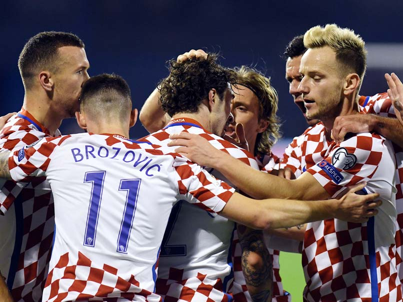 Image result for football croatia 2018