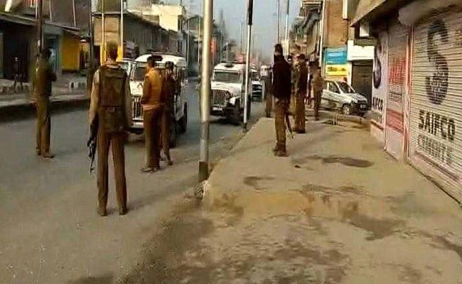 5 Jawans Injured After Terrorists Attack CRPF Convoy In Kashmir's Anantnag