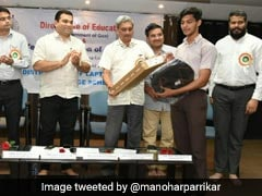 Goa Government Commences Laptop Distribution Under Cyberage Scheme To Class 11 Students