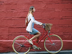 Riding A Bike To Work As Good As Gym Workout: Study