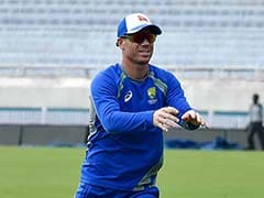 The Ashes: Setback For Australia As David Warner Injures Neck