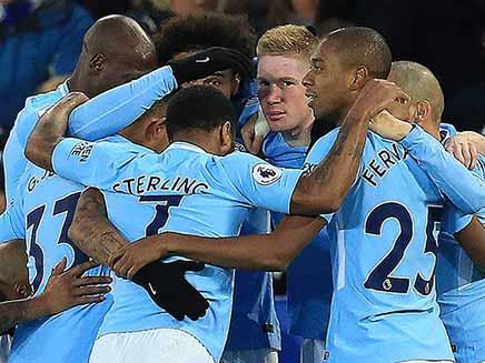 Premier League: Kevin De Bruyne Keeps Manchester City Flying, Arsenal Win Derby