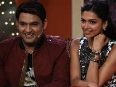 "<i>Padmavati</i> Row: ""Threatening Deepika Padukone Is Wrong,"" Says Kapil Sharma"