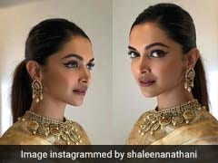 <i>Padmavati</i> Star Deepika Padukone Is To Die For In These 6 Outfits