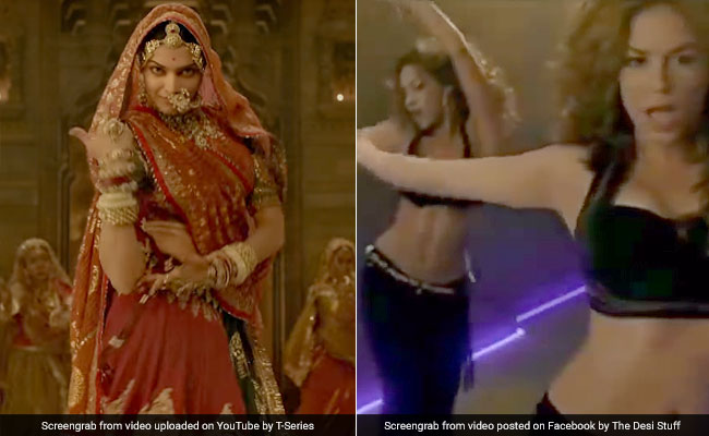 Beyonce, Shakira Dance To Deepika Padukone's Ghoomar. Video Is Must Watch