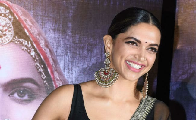 Deepika Padukone 'Can't Wait To Share' Padmavati With Everyone