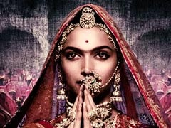 "<i>""Padmavati""</i> Now <i>""Padmavat""</i>, Cleared With 5 Changes Including A Song"