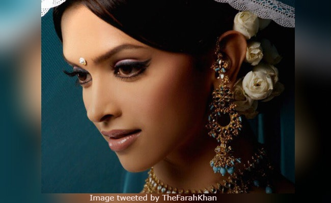 How Deepika Padukone Became Om Shanti Om's Shantipriya. Her First Photoshoot For First Film
