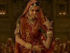 Deepika Padukone On The 'Really Difficult' Part Of <I>Padmavati</i>'s <I>Ghoomar</i>