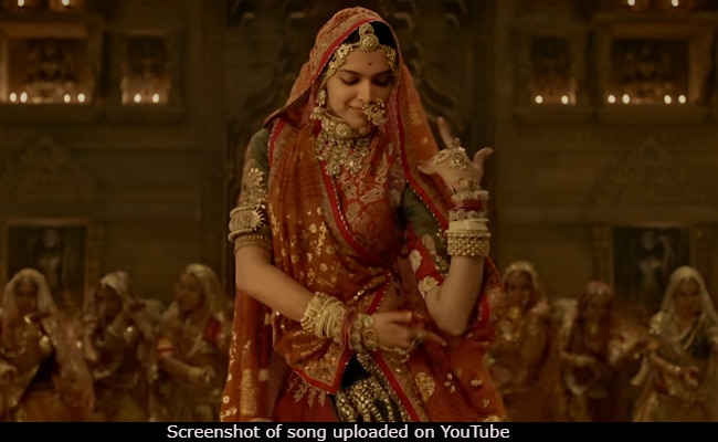 Deepika Padukone On The 'Really Difficult' Part Of Padmavati's Ghoomar