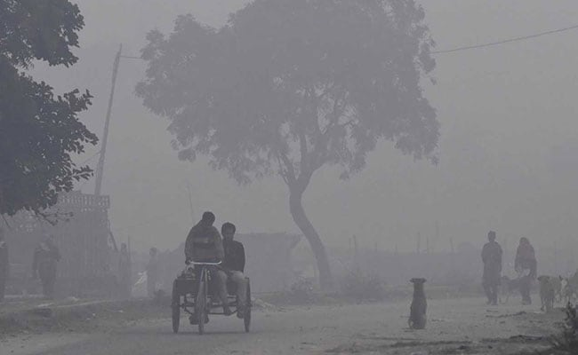 delhi air pollution smog afp