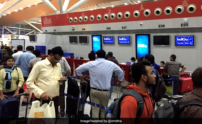 'Don't Teach Me How To Run My Airport': Delhi Airport Authority To IndiGo