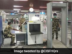 ISIS Note Found At Mumbai Airport, Security Stepped Up