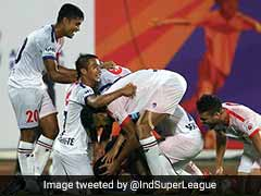 Delhi Dynamos Start ISL Campaign With A Win Over FC Pune City