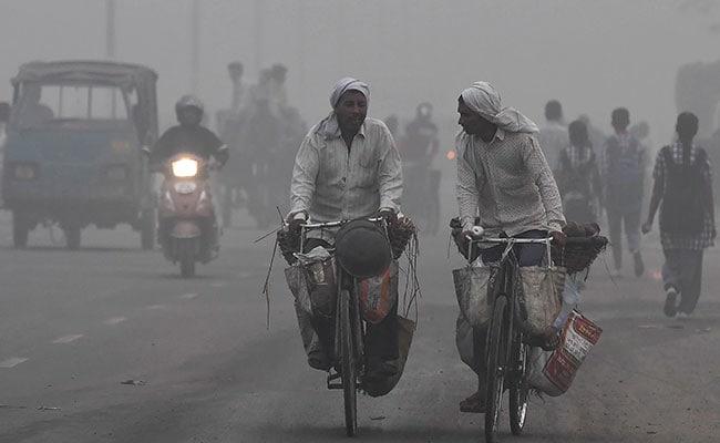 delhi smog afp