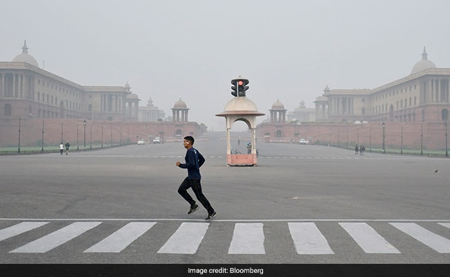 Delhi Half Marathon 2017: Pollution Increases Slightly Ahead Of Event