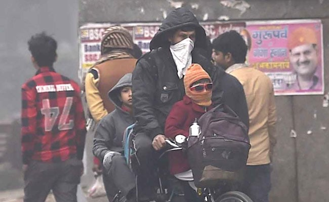 As Air Quality In Delhi Dips, Ban On Entry Of Trucks Extended