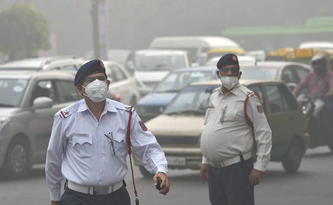 delhi smog pti