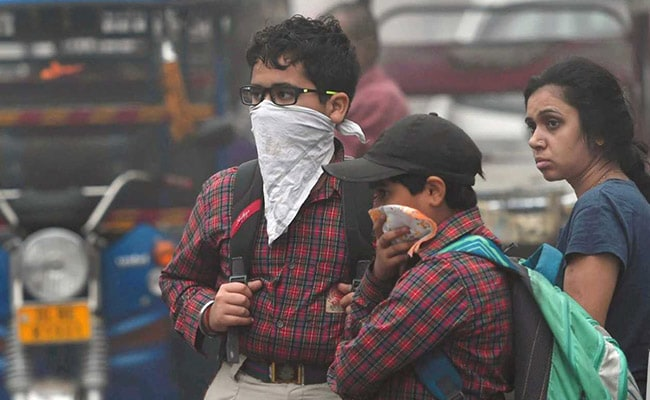 Delhi Schools Closed This Week, Minister Manish Sisodia Cites 'Deteriorating Air'