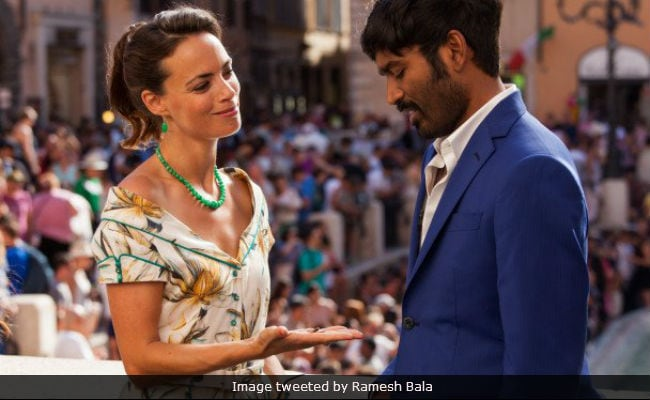 Trending: Dhanush's First Look From His Hollywood Debut With Berenice Bejo