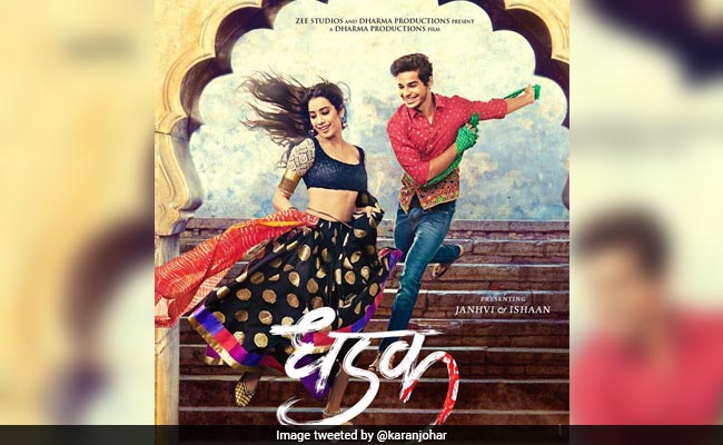 Janhvi Kapoor And Ishaan Khattar Are Great And Hardworking Actors, Says Dhadak Director