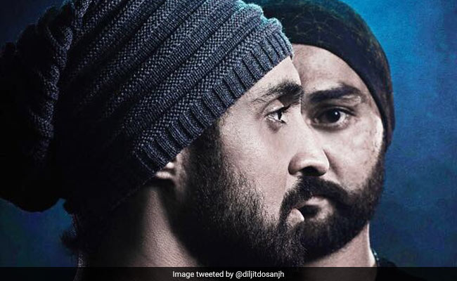 Diljit Dosanjh As Hockey Player Sandeep Singh Is Sending Twitter Into A Meltdown
