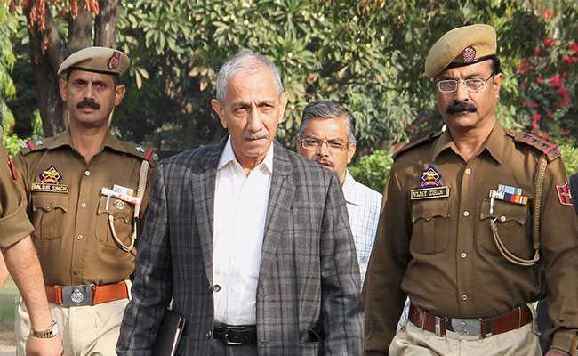 Dineshwar Sharma To Continue To Engage With People Of Kashmir: Home Ministry