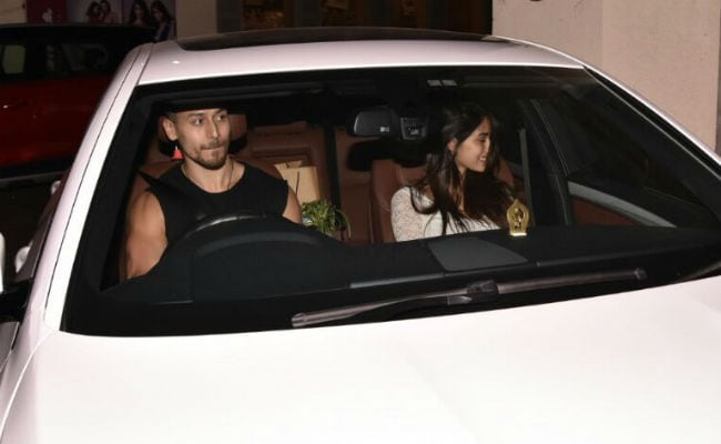Tiger Shroff's Heropanti With Rumoured Girlfriend Disha Patani Can't Be Missed. See Pics