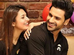 <i>Ye Hai Mohabbatein</i>'s Divyanka Tripathi's Birthday Wish For Husband Vivek Dahiya Is Just Too Cute