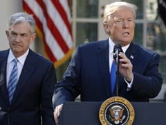 US President Donald Trump Nominates Jerome Powell To Lead Central Bank