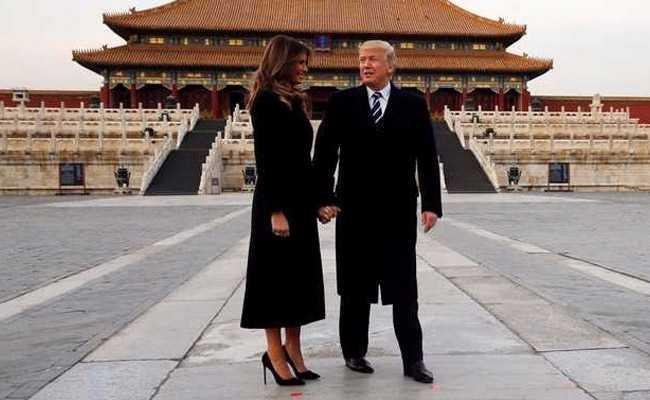 अमेरिकी राष्ट्रपति डोनाल्ड ट्रंप और मेलानिया की शादी का केक होगा नीलाम