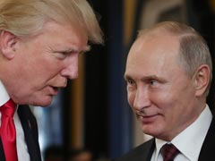 "Trump ""Made A Religious Man Out Of Vladimir Putin"": US Democrat"