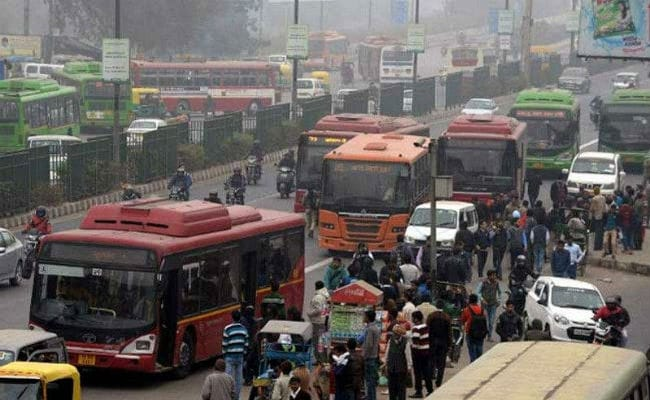 'Will Buses Fly In Air?' High Court Raps AAP Government Over Parking Space